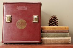 Vintage Sears Roebuck & Co case by BlueBirdAuthentiks on Etsy