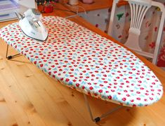 DIY Ironing Board Cover : A Super Exciting Sew | Sewing Projects |  Pinterest | Diy Ironing Board Covers, Diy Ironing Board And Ironing Board  Covers