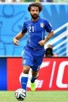 d1ae7c10a78 Andrea Pirlo w Reprezentacji Włoch  italy  włochy  italia  pirlo   pilkanozna