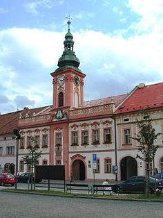 Rakovník, Czech Republic Czech Republic, Most Beautiful Pictures, Mansions, Landscape, Architecture, House Styles, City, Building, Places