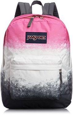 Jansport Superbreak Multi Pink Colombre Backpack  T5010B3 JanSport  http   www.amazon 187e5fdaa9032