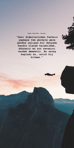 Sözler Diyarı ... Book Quotes, Words Quotes, Sayings, Writers And Poets, Cool Words, Karma, Sentences, Meant To Be, Literature