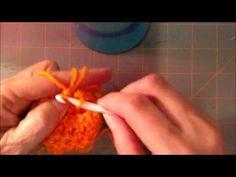 Tutorial: Double-Loop Crochet Stitch - YouTube