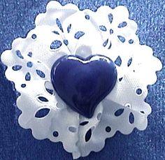 """...No coração azul... O toque """" CE CHERRI"""" ! """" CE CHERRI """" é sempre lindinho este coração!  Dá aquele toque especial em tudo! Dê asas a sua imaginação!  Voce sabe onde adquirir?"""