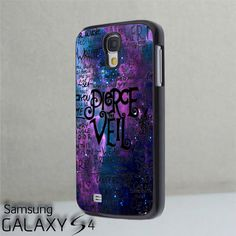 pierce the veil lyric qoute nebula For Samsung Galaxy S4 Case | whidcases - Accessories on ArtFire