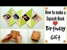 Flower envelope card Tutorial by Srushti patil - YouTube