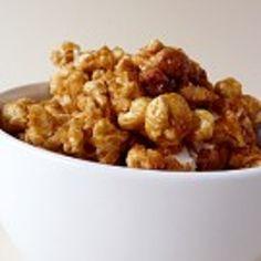Homemade Cracker Jack Recipe - Brown Eyed Baker & ZipList