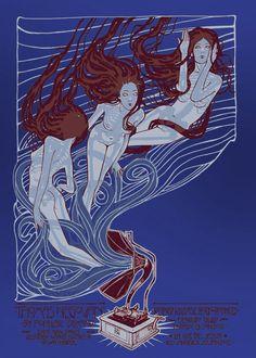 MALLEUS Thomas Negovan Record Release Poster - Var. Ed.