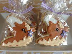 Sweet Palomino Horse Sugar Cookies by NotBettyCookies on Etsy, $36.00