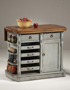 Kitchen Island Movable