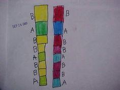 Math Journal 2 patterns