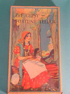 Divination:  The Gypsy #Fortune #Teller Game, by Milton Bradley.