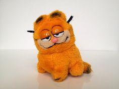 Vintage Garfield Small Plush