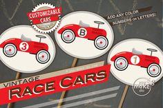 race cars vintage race car party race car party race by youmakedo