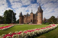 Welcome at De Haar Castle
