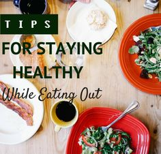 Eating out is both fun and sociable. However, going to a restaurant shouldn't be your excuse to eat unhealthy foods. Follow these tips and not only will you enjoy your meal more, you'll feel satisfied and happy when you're done: http://www.collagevideo.com/blogs/ask-gilad/healthy-tips #collagevideo #fit #fitness #workout #workoutdvds #success #goals #motivation #fitnessdvds #workout #gilad #fitnesstip #bodiesinmotion @giladbodiesinmotion
