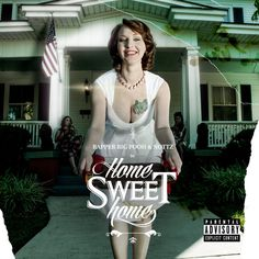 Rapper Big Pooh & Nottz - Home Sweet Home (LP - Jade Haze Edition)