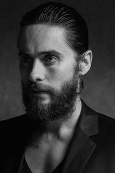 long hair & beards =sexy Jared Leto