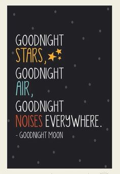 Goodnight ♡