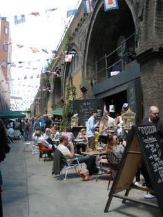 Maltby Street Market, Bermondsey, London (Every Saturday)