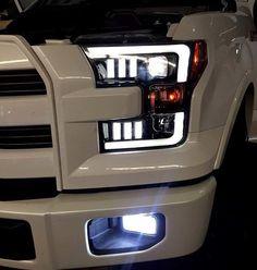 2015-2016 Ford F-150 Right Hand Passenger Side Fog Lamp Light Bracket new OEM