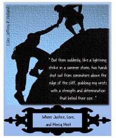 Didi @ Relief Society: 2015 April General Conference - Quote 3 - Where Justice, Love, and Mercy Meet