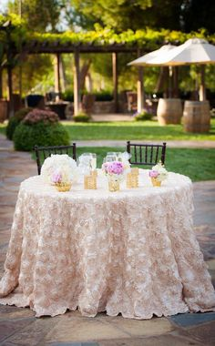 Outdoor Temecula Wedding From True Bliss Photography. To see more: www.rusticevents.com