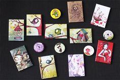 Les magnets de Céline - http://www.libellulobar.com