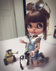 #doll #blythe #blythecustom #blythedoll #customblythe
