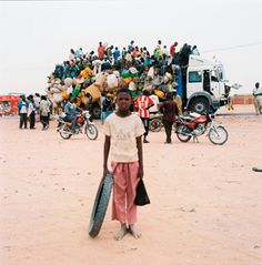 Boarder shuttle.Niger