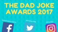 The Dad Joke Awards Header