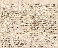 Civil War part two, page 2 on the left and page 3 on the right.