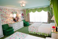 Category III Guest Room by Grand Hotel - Mackinac Island, via Flickr