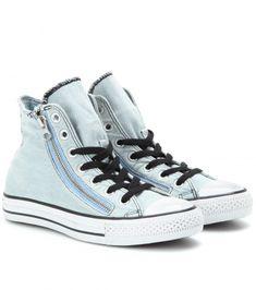 Converse - Chuck Taylor Double Zip High Sneakers - mytheresa.com GmbH