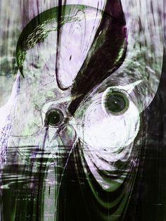 'Ghost Birds' von Chris Berger bei artflakes.com als Poster oder Kunstdruck $20.79