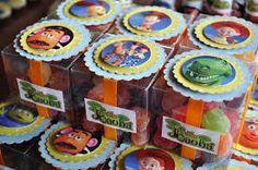 convite scrapbook toy story - Pesquisa Google