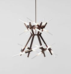 02 - 24 Lights (Bronze/Straight-cut glass)