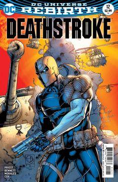 DEATHSTROKE #12 VARIANT (20017)