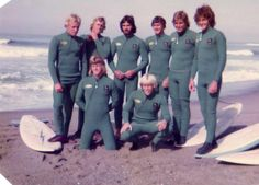 Springbok Surf Team 1975 (including Sean Tomson), Moss Landing near Santa Cruz The Good Old Days, My Childhood, Old School, Moss Landing, Surfing, Good Things, Cap, Santa Cruz, Baseball Hat