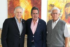 Carlos Lozano de la Torre, recibe al Presidente del COM ~ Ags Sports