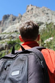 Day Hiking Trails: your backpack post-hike