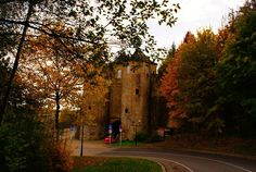Autumn in Luxembourg