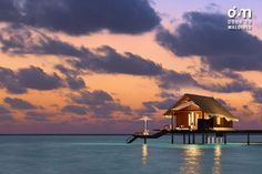 One & Only Reethi Rah Maldives - Water - Villa http://www.doortomaldives.com/resorts/view/21