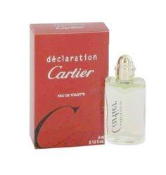 c8b82b78bae Declaration Mini Cologne by Cartier 12.5ml Eau De Toilette spray for Men  Cartier Perfume