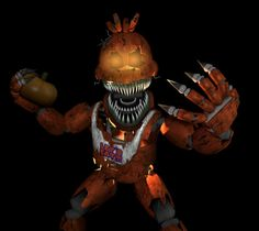 Jacko chica Fnaf Characters, Five Nights At Freddy's