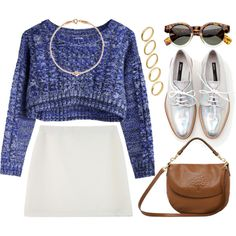 """""""front row"""" by ffeathered on Polyvore"""