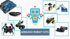 7 Awesome Robot Kits for Arduino - Maker Advisor