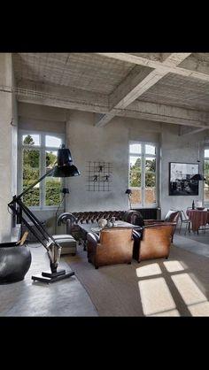 Warehouse, Loft, Conversion, Factory, Architecture, Design, Renovate, Refurbish