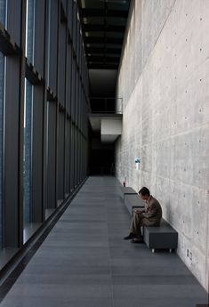 Hyogo Prefectural, Museum of Art. Tadao Ando