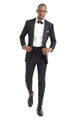 The Tuxedo Manual – J.Crew Blog